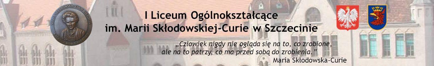 I Liceum Ogólnokształcące w Szczecinie